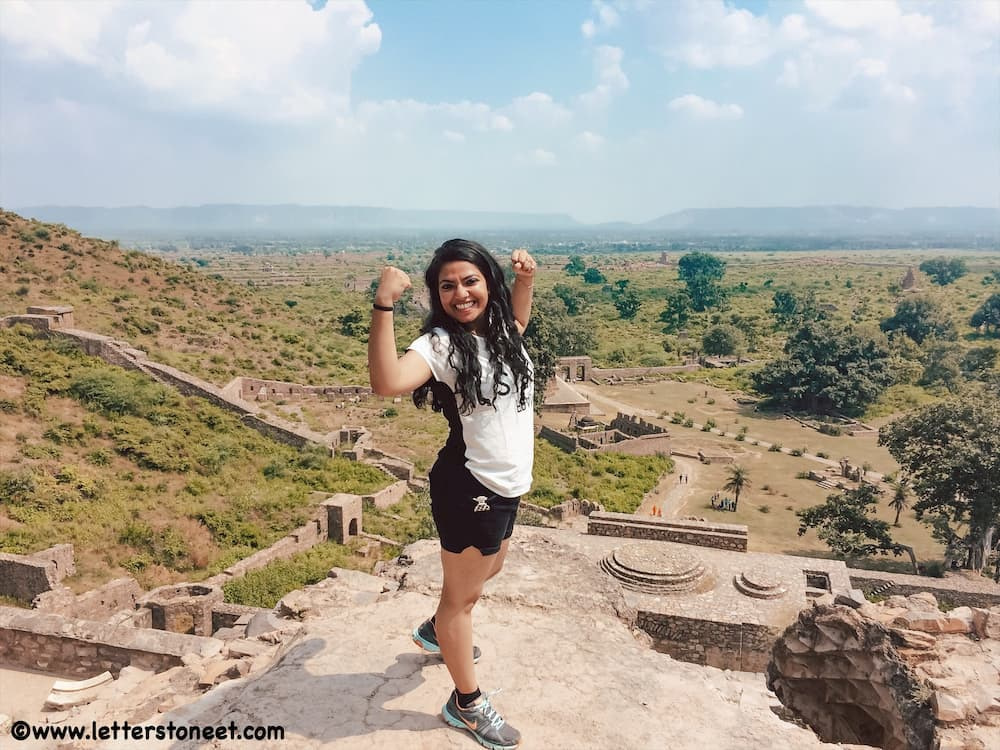 things to see in jaipur: bhangarh fort