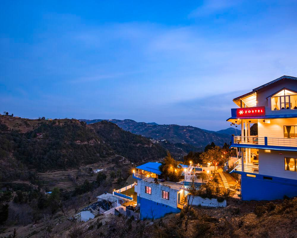Zostel Mukteshwar - Best Place to Stay