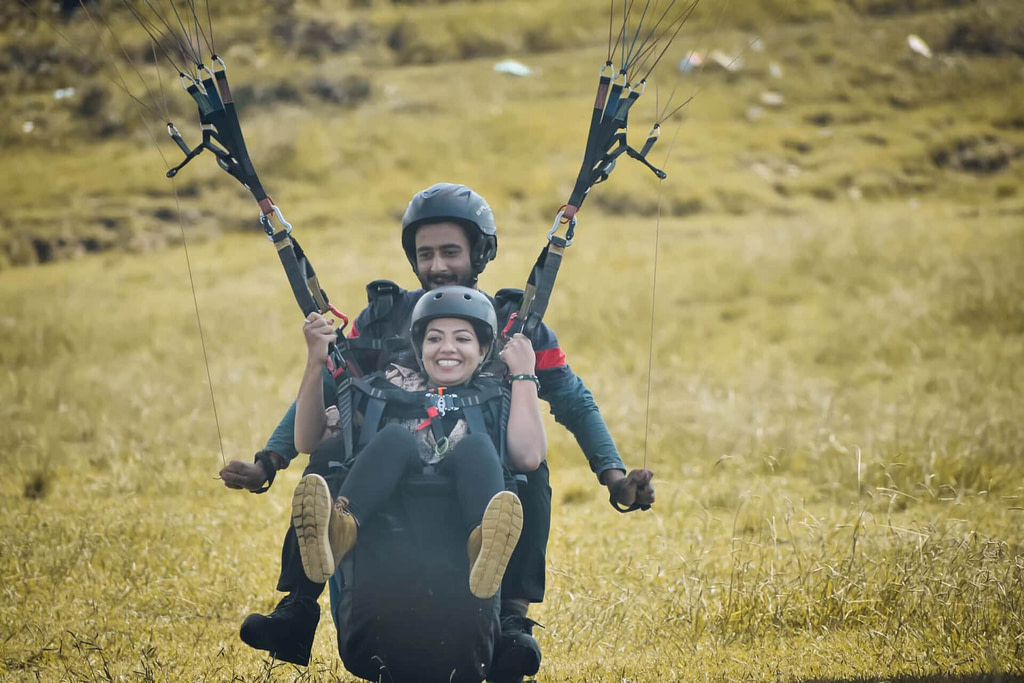 Bir Billing paragliding Experience