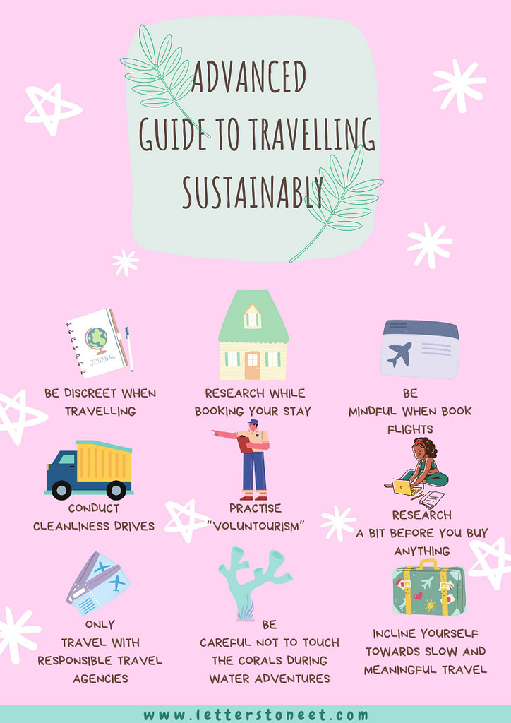 How Can I Be A Sustainable Traveller?