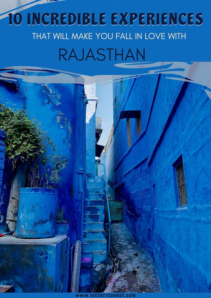 10 Incredible Experiences That Will Make You Love Rajasthan