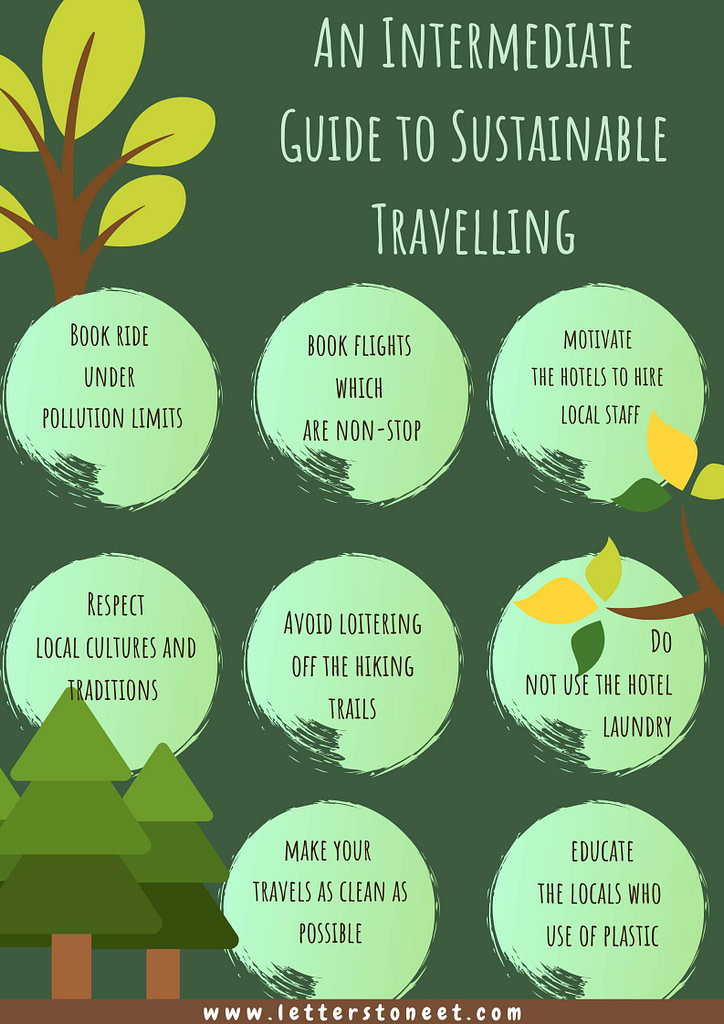 responsible and sustainable traveller