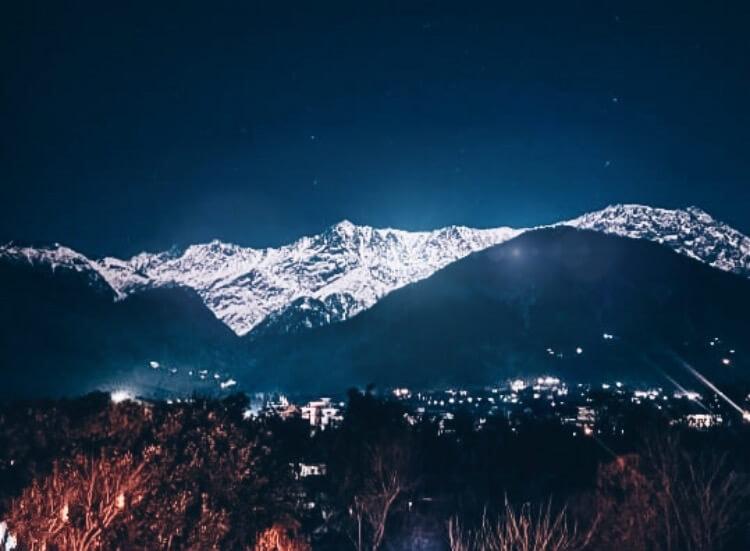 Beautiful View of Bir
