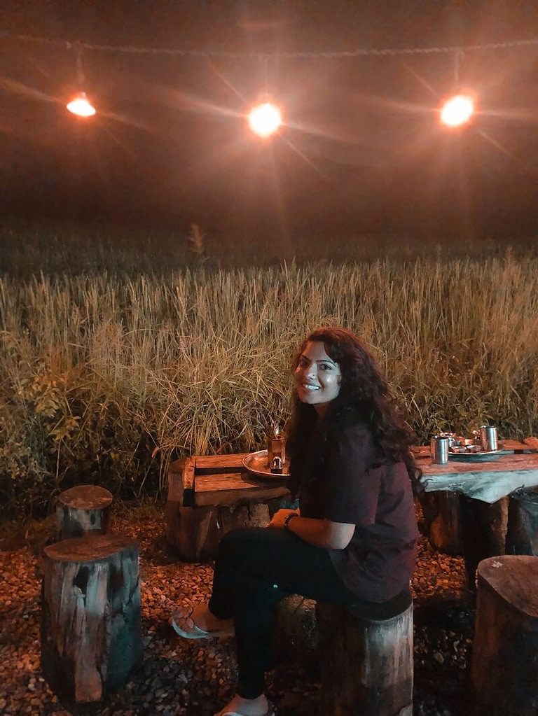 Avva's café in Bir