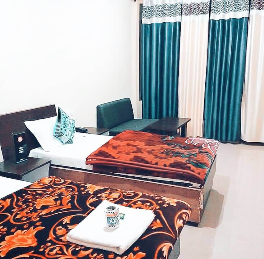 Private rooms in mcleodganj