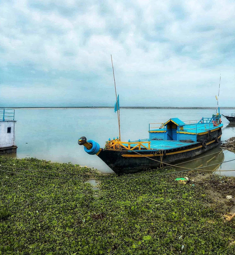 how to reach majuli island