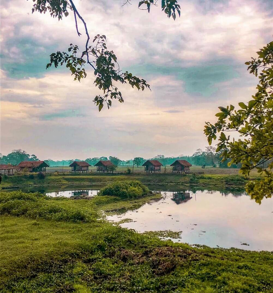 A lesser known gem of Majuli Island